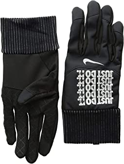 Just Do It Flash Shield Running Gloves
