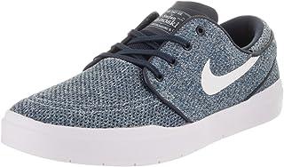 online store 5cb2a debfc Nike SB Stefan Janoski Hyperfeel, Sandales Compensées Homme - Bleu -  Obsidian White