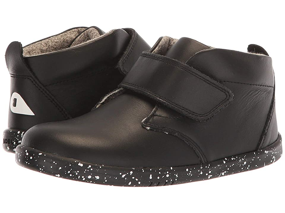 Bobux Kids I-Walk Ziggy (Toddler) (Black) Kid