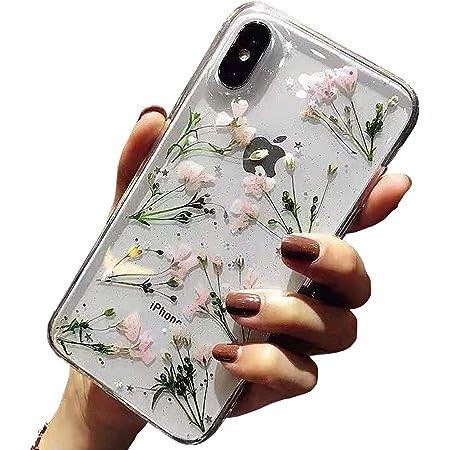 Bakicey Iphone 8 Hülle Iphone 7 Handyhülle Getrocknete Blumen Case Kristall Gel Schutzhülle Handgefertigt Immerwährende Blume Bumper Cover Schale Schutzhülle Für Iphone 8 Iphone 7 Daffodil Küche Haushalt