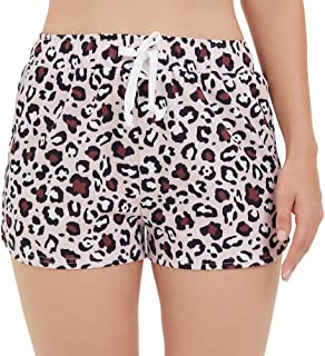 Eyoung Tie Dye Shorts Athletic Workout Running Shortie Fitness Lounge Short Pants for Women