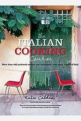 Italian Cookery Course Broché