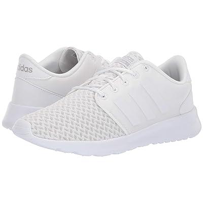 adidas Cloudfoam QT Racer (Footwear White/Footwear White/Grey Two F17) Women
