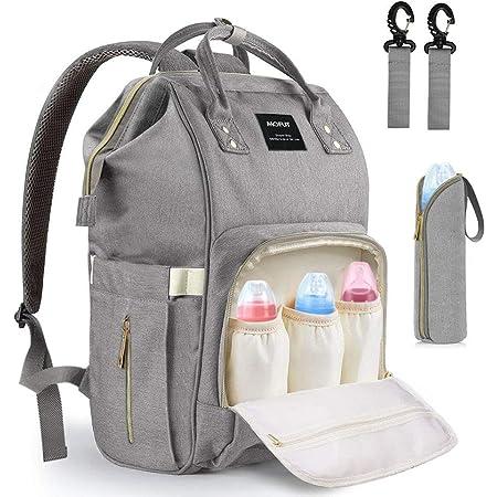 Stitch Multifunction Waterproof Travel Mochila Maternity Baby Nappy Changing Bags NHJYU Bolsa de pa/ñales Mochila