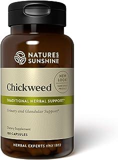 Nature's Sunshine Chickweed, 100 Capsules