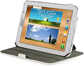 StilGut UltraSlim Case with Stand for Tablet Samsung Galaxy Note 8.0 GT-N5100, White