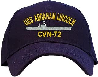 abraham lincoln navy ship
