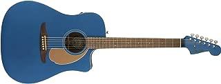 Fender Redondo Player – California Series Acoustic Guitar - Belmont Blue Finish