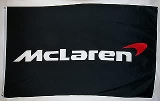 Mclaren Racing Car Flag 3' X 5' Indoor Outdoor Automotive Banner