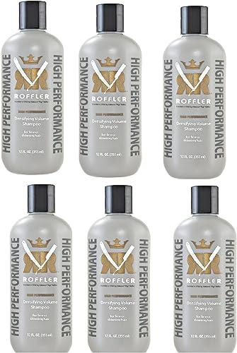 popular 6 PC Roffler popular High Performance Densifying Volume Shampoo, 12 online once (355ml) sale