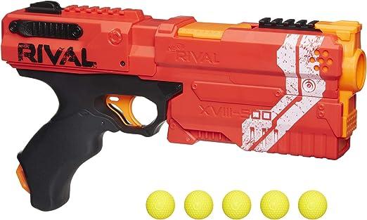 NERF Rival Kronos XVIII-500, אדום (בלעדי לאמזון)