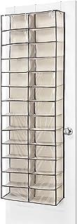 Whitmor Over The Door Shoe Shelves, 26 Sections