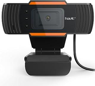 هافيت كاميرا ويب وضوح 640 x 480 متوافقة مع بي سي - HV-N5086