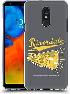 Official Riverdale Riverdale Vixens Art Soft Gel Case Compatible for LG Q Stylus/Q Stylo 4