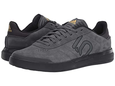 Five Ten Sleuth DLX (Grey Six/Black/Matte Gold) Men