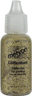 Mehron Makeup GlitterMark (.5 oz) (GOLD)