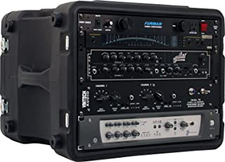 Gator Cases Pro Series Rotationally Molded 12U Rack Case with Standard 19