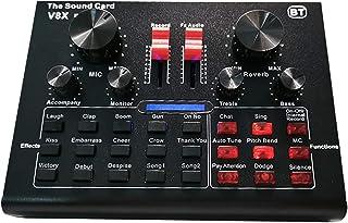 جهاز تسجيل صوتي مؤثرات صوتية حية في 8 إكس برو 15 جهاز تسجيل الصوت