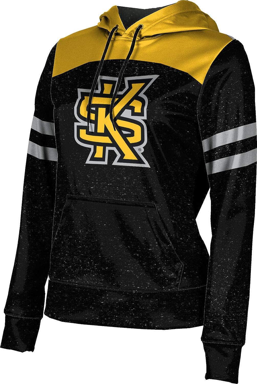 ProSphere Kennesaw State University Girls' Pullover Hoodie, School Spirit Sweatshirt (Gameday)