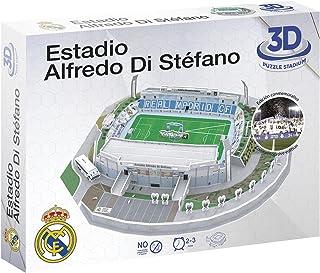 Amazon Es Real Madrid Puzzles 3d Puzzles Y Rompecabezas Juguetes Y Juegos