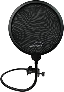 AUPHONIX Pop Filter for Blue Yeti Microphone – Custom...