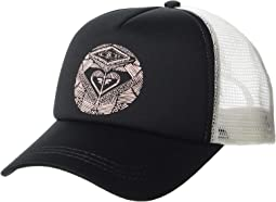 747d430d9f48a Roxy truckin hawaiian tropical trucker hat