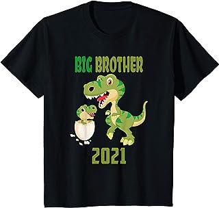 Bambino Bambino Big Brother 2021 Diventa Un Grande Fratello maggiore Maglietta