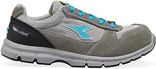 Utility Diadora - Chaussures de Travail Basses Run Text Low S1P SRC ESD pour Homme et Femme (EU 49)