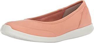 ECCO Women's Sense Flat Muted Clay 42 EU/11-11.5 M US