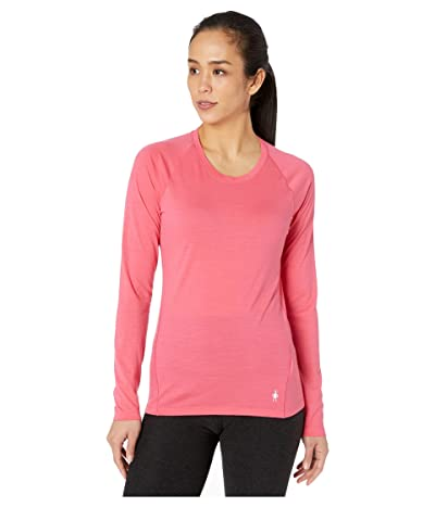 Smartwool Merino 150 Baselayer Long Sleeve (Watermelon) Women
