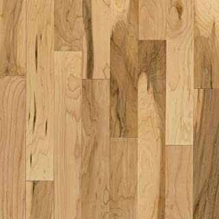 American Originals Country Natural Maple 3/8 in. x 3 in. Wide Engineered Click Lock Hardwood Flooring (22 sq. ft. /case)