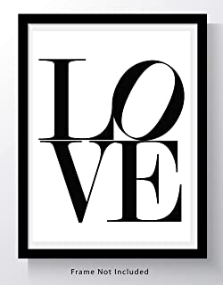 Best black love prints Reviews