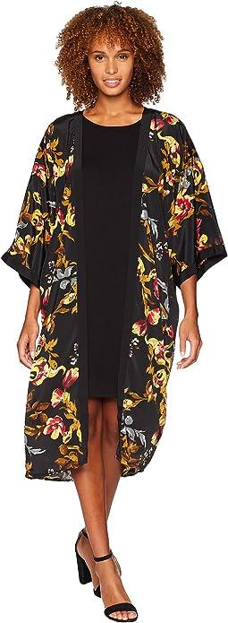 Renaissance Floral Kimono