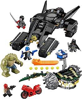 LEGO Super Heroes 76055 Batman: Killer Croc Sewer Smash Building Kit (759 Piece)