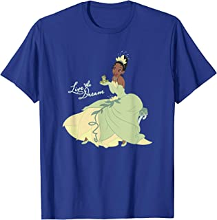 The Princess and the Frog Tiana Dream T-Shirt