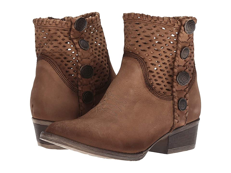 Corral Boots Q0118 (Chocolate) Cowboy Boots