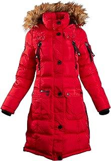 Women's Heavyweight Long Length Bubble Puffer Jacket