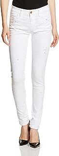 Women's Slandy 682J Super Slim-Skinny Regular Waist Jeans 88% Cotton 9% Polyester 3% Spandex