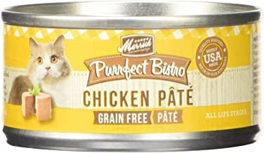 Merrick Pet Care Purrfect Bistro Chicken Pate, 1 Count, One Size