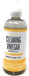 Schmidt's Deodorant, Spray Multi-Surface Vinegar Amber Aloe, 16 Ounce