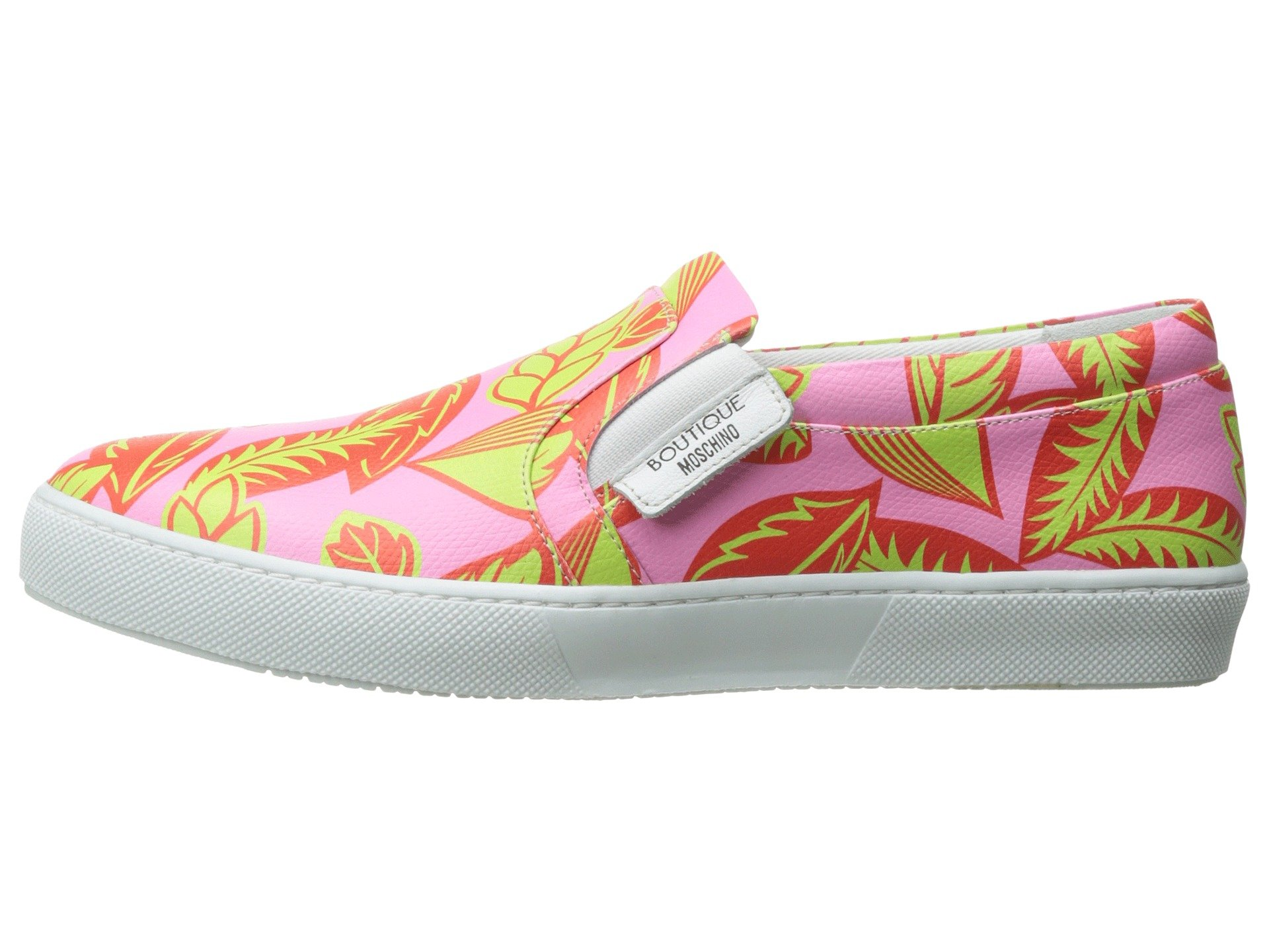 Tropic Slip-On Sneakers Boutique Moschino YWi8ZaR4K
