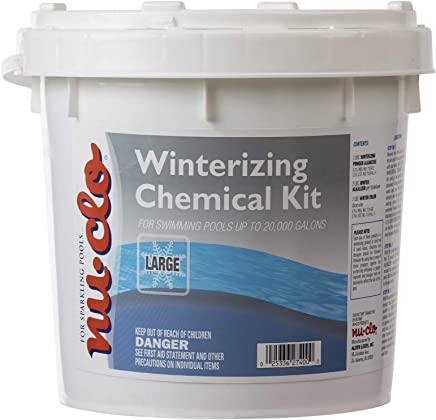 Top 10 Swimming Pool Winterizing Chemicals of 2019 - Reviews ...