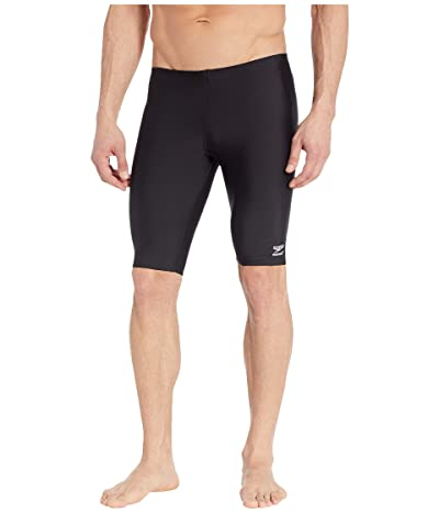 Speedo Endurance+ Jammer Bottoms (Speedo Black) Men