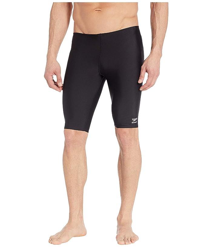 Speedo  Endurance+ Jammer Bottoms ( Black) Mens Swimwear