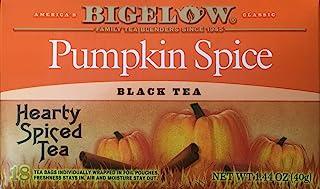 Bigelow Tea Pumpkin Spice, 1.44 oz