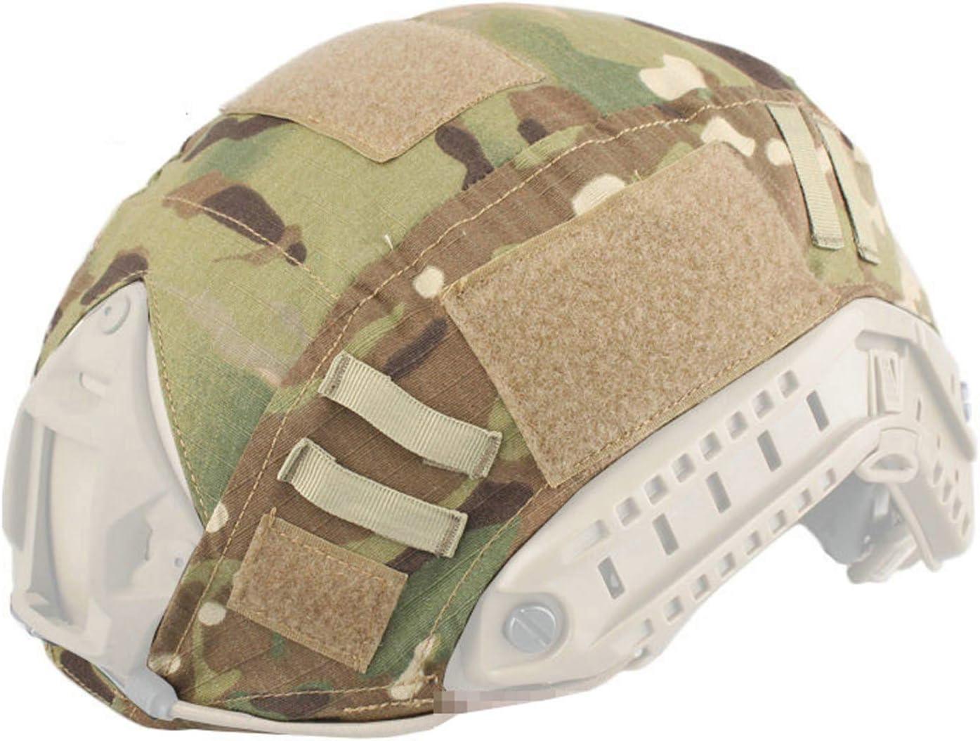 Paintball Equipment Emerson Tactical Helmet Cover Multicam MC