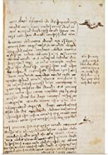 GREATBIGCANVAS Poster Print Codex on The Flight of Birds, by Leonardo da Vinci, 1505-1506. Royal Library, Turin by Leonardo da Vinci 12