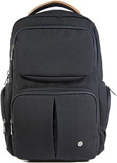 PKG Sac à dos Aurora - convient pour ordinateurs portables et tablettes jusqu'à 16 pouces School Bag 50 centimeters 28 Bla...