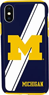 Forever Collectibles Impact Series Dual Layered Protective Case for NCAA iPhone XR - 6.1inch