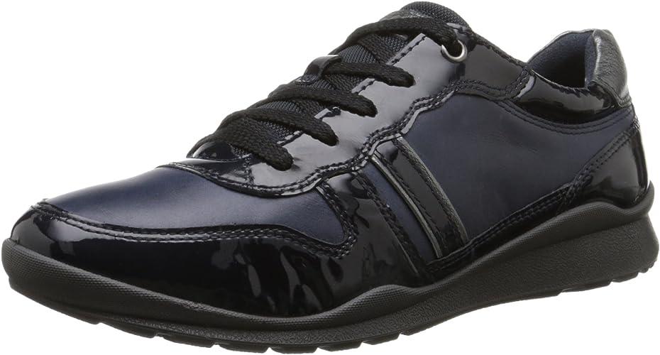 Ecco Footwear femmes Mobile III Premium paniers Flat, Marine, 40 EU 9-9.5 M US